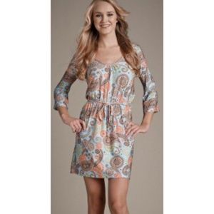 Dresses & Skirts - MUD PIE PAISLEY PRINT DRESS